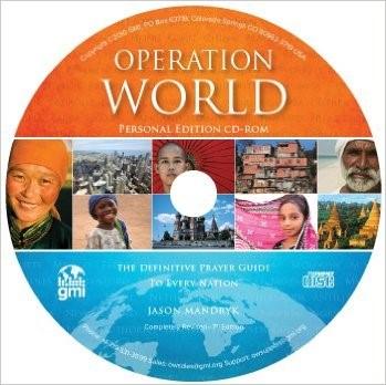 Operation World CDRom (CD-Rom)