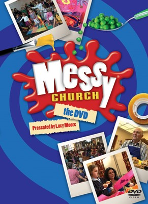 Messy Church Dvd (DVD)