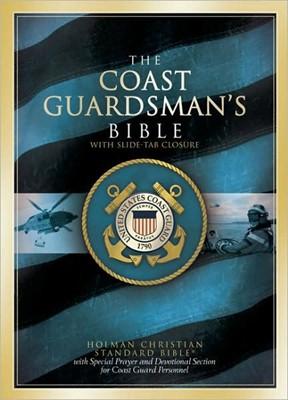HCSB Coast Guardsman's Bible (Bonded Leather)