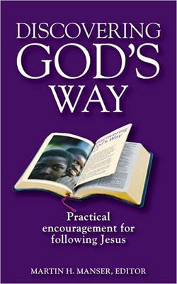 Discovering God's Way - PDF books on CD (CD-Rom)