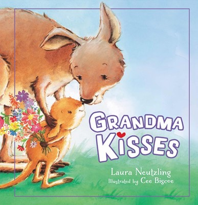Grandma Kisses (Board Book)