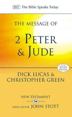 The BST Message of 2 Peter and Jude (Paperback)