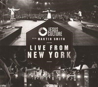 Live From New York CD (CD-Audio)