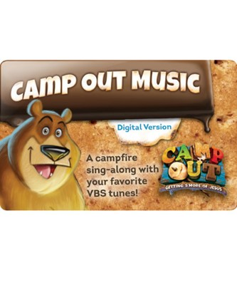 Camp Out Music Download Card (Other Merchandise)