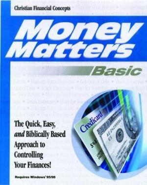 Money Matters Software Deluxe (CD-Rom)