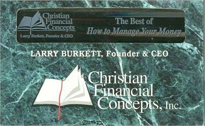 The Best Of How To Manage Your Money Cassette Tape (Audiobook Cassette)