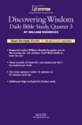 Bls Discovering Wisdom: Basic Level Quarter 3 (Calendar)