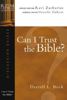Can I Trust The Bible? (Pamphlet)