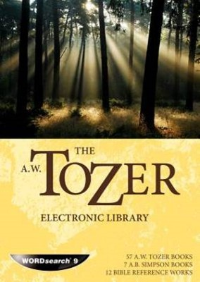 The A. W. Tozer Electronic Library (CD-Rom)