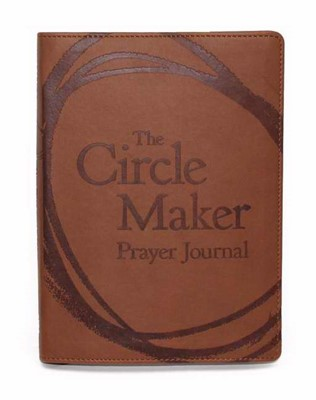 The Circle Maker Prayer Journal (Leather-Look)
