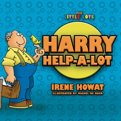 Harry Help A Lot (Paperback)