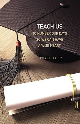 A Wise Heart Graduation Bulletin (Pkg of 50) (Bulletin)
