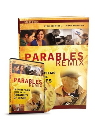 Parables Remix Study Guide With Dvd (Paperback)