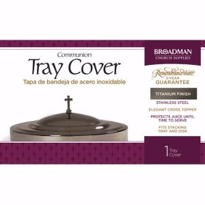 Titanium Tray And Disc Cover (General Merchandise)