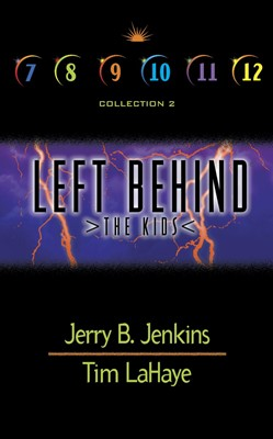 Left Behind: The Kids Books 7-12 Boxed Set (Paperback)