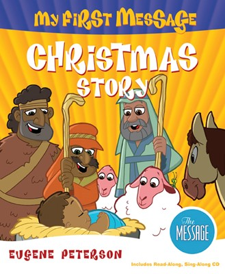 My First Message The Christmas Story (Paperback)