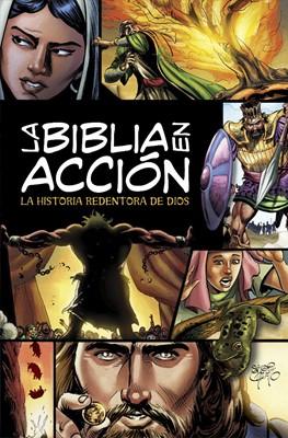 La Biblia En AccióN (Hard Cover)