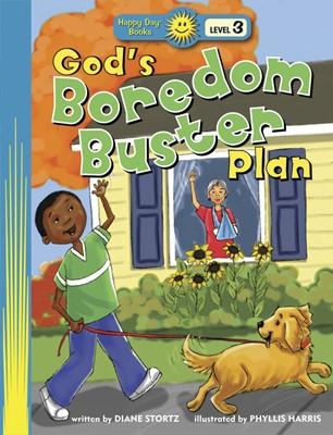 God's Boredom Buster Plan (Paperback)