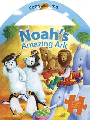 Noah's Amazing Ark (Board Book)