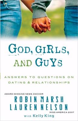 God, Girls, And Guys (Paperback)