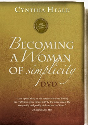 Becoming A Woman Of Simplicity Dvd (General Merchandise)