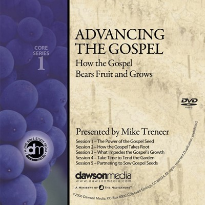 Advancing The Gospel Dvd And Study Guide Set (General Merchandise)