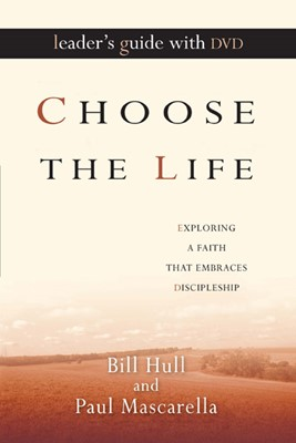 Choose The Life Leader's Guide With Dvd (General Merchandise)