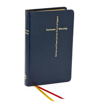 Common Worship Blue (Bonded Leather)