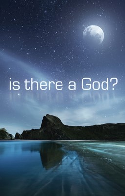 Is There A God? (Pack Of 25) (Tracts)
