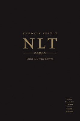 NLT Tyndale Select: Select Reference Edition (Leather Binding)