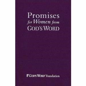 Promises For Women From God'S Word Purple Imitation Leather (Leather Binding)