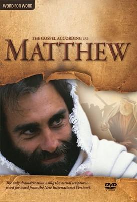 Matthew NIV DVD (DVD Audio)
