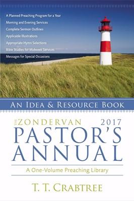 The Zondervan 2017 Pastor's Annual (Paperback)