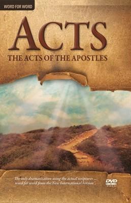 Acts NIV (DVD Audio)