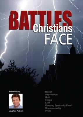 Battles Christians Face (DVD Audio)