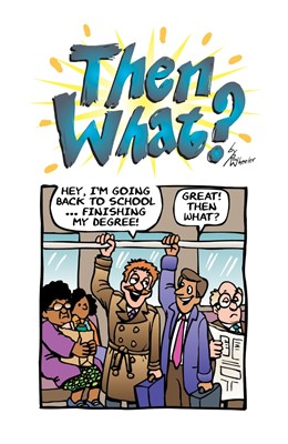 Then What? (Pack Of 25) (Tracts)