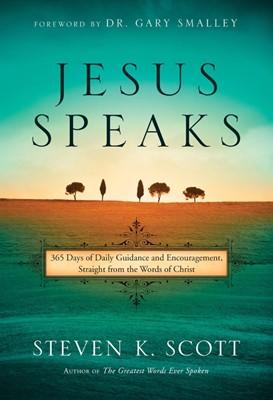 Jesus Speaks (Hard Cover)
