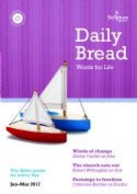 Daily Bread Jan-Mar 2017 (Paperback)