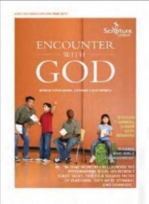 Encounter With God Jan-Mar 2017 (Paperback)