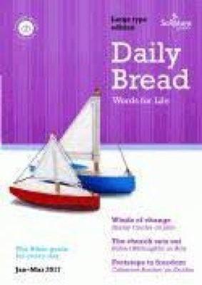 Daily Bread LP Jan-Mar 2017 (Paperback)