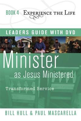 Minister As Jesus Ministered Leader's Guide With Dvd (General Merchandise)