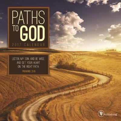 2017 Paths to God Mini Calendar (Calendar)