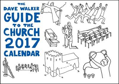 Dave Walker Calendar 2017
