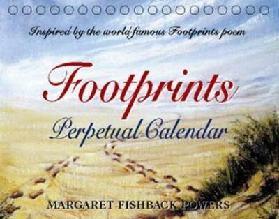 Footprints-Perpetual Calendar (Calendar)
