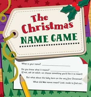 Christmas Name Game  (Pack of 25)