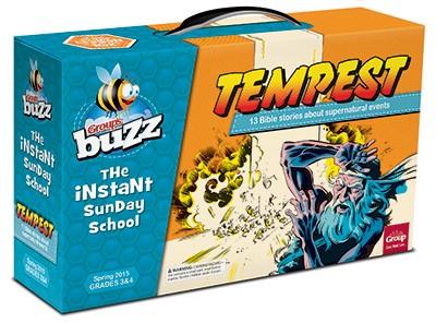 Buzz Grades 3&4: Tempest Kit Spring 2017 (Mixed Media Product)