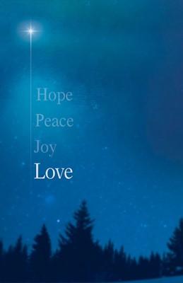Love Star Advent Bulletin (Pack of 50) (Bulletin)