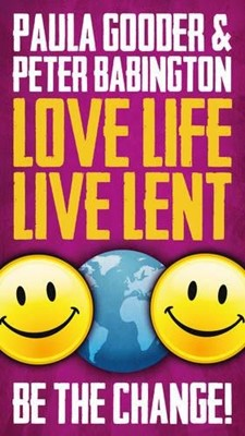 Love Life Live Lent Adult and Youth (Pack of 25) (Multiple Copy Pack)