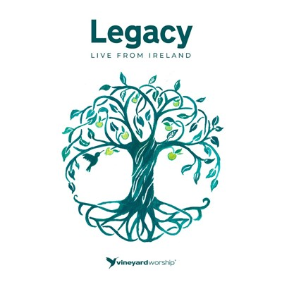 Legacy - Live From Ireland CD
