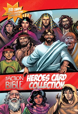 The Action Bible Heroes Card Collection (Cards)